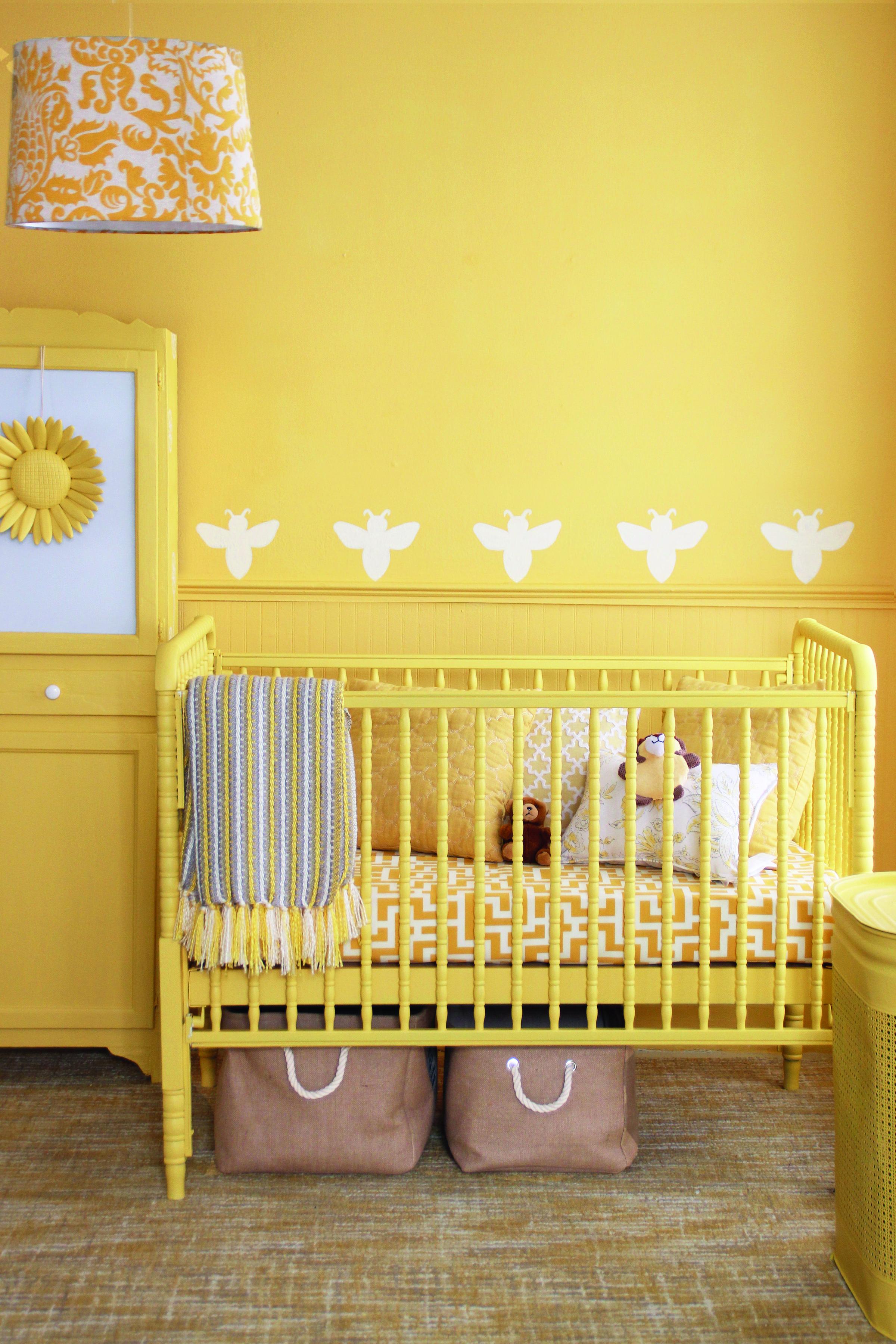 Nursery done