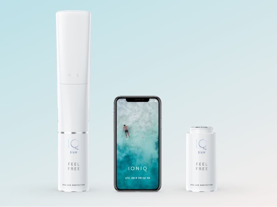 IONIQ Size comparison